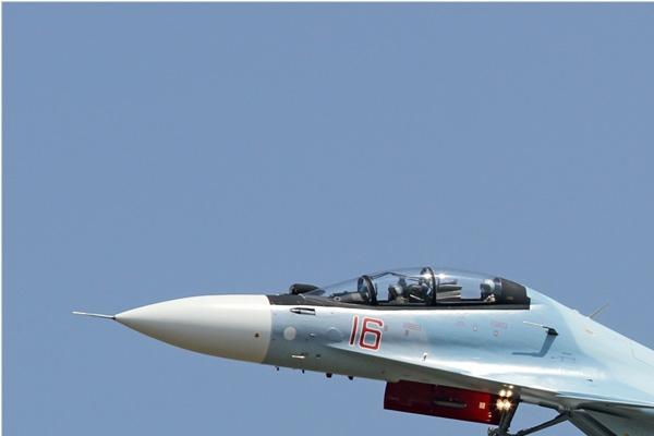 Photo#7658-1-Sukhoï Su-30SM