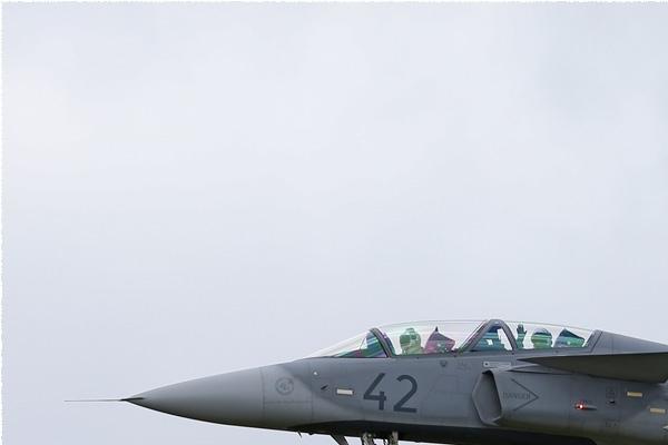 Photo#7696-1-Saab JAS39D Gripen