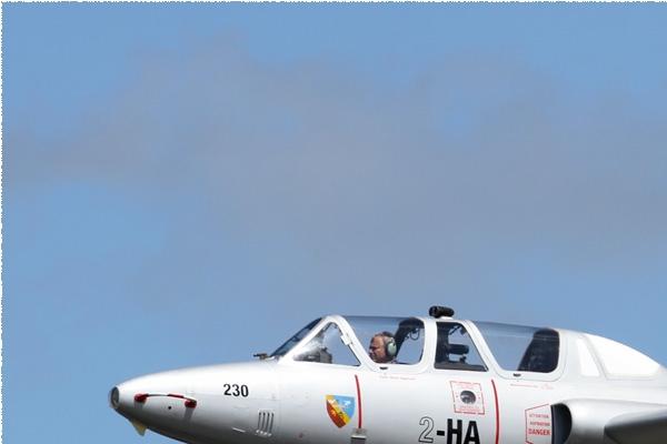 Photo#7778-1-Fouga CM-170R Magister