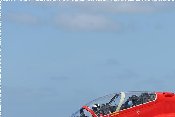 Diapo7798 Hawker Siddeley Hawk T1W XX310, Karup (DNK) 2014