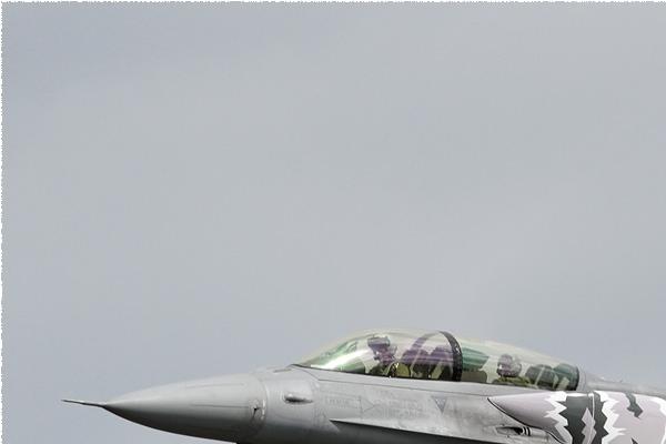 Photo#7805-1-Lockheed Martin F-16D Fighting Falcon