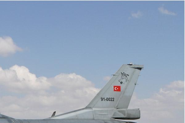 Photo#7096-2-General Dynamics F-16D Fighting Falcon
