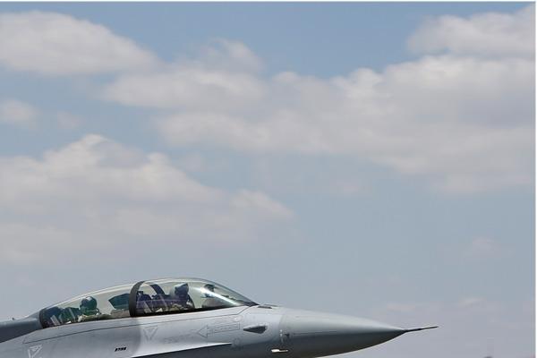 Photo#7099-2-Lockheed Martin F-16D Fighting Falcon