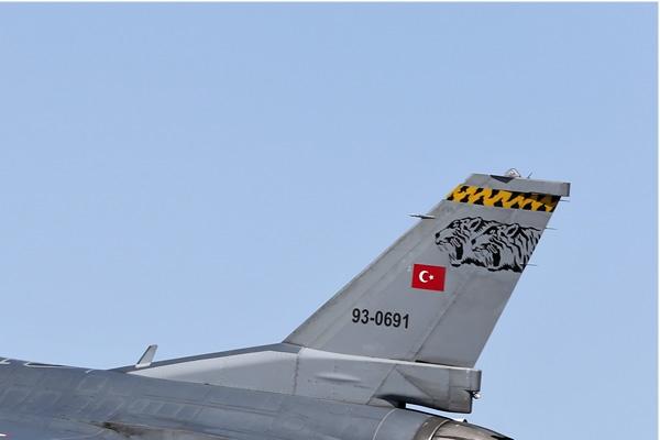 Photo#7126-2-Lockheed F-16D Fighting Falcon