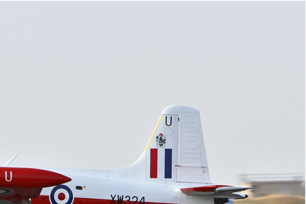 Photo#7181-2-BAC Jet Provost T5