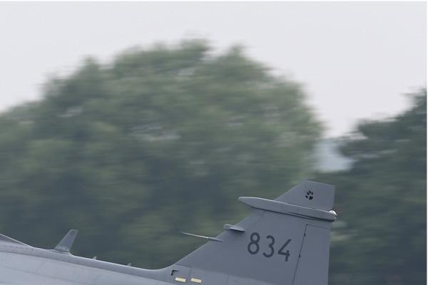 Photo#7266-2-Saab JAS39D Gripen