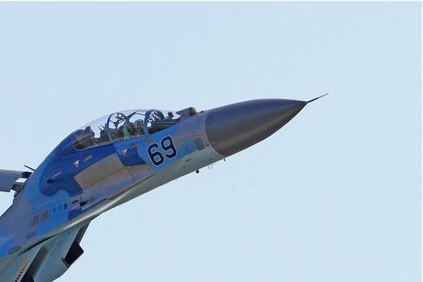 Photo#7317-2-Sukhoi Su-27UBM1