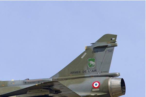 Photo#7347-2-Dassault Mirage 2000D