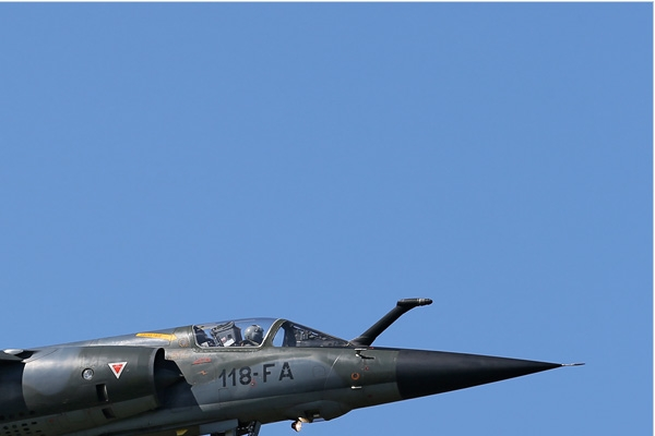 Photo#7457-2-Dassault Mirage F1CR