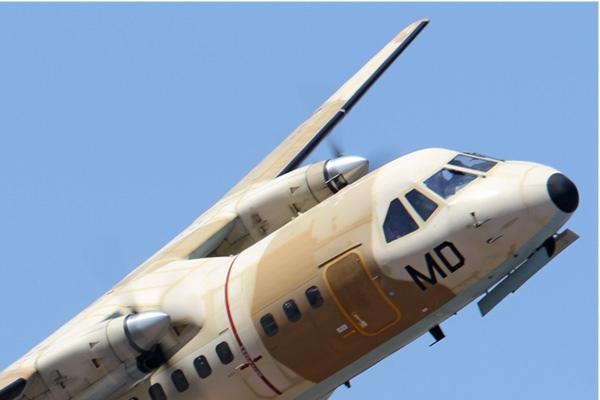 Photo#7547-2-Airtech CN235-100M