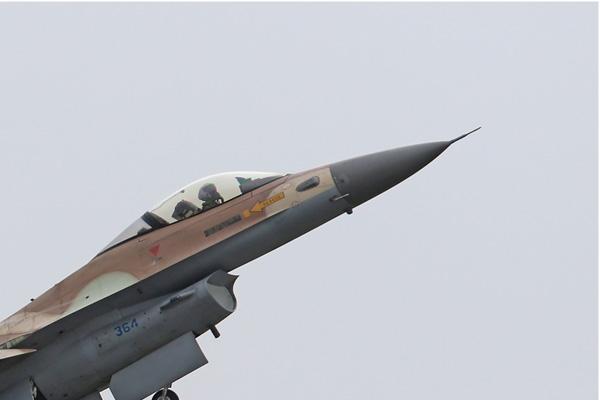 Photo#7597-2-General Dynamics F-16C Barak