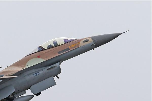 Photo#7600-2-General Dynamics F-16C Barak