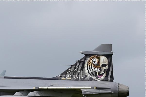 Photo#7694-2-Saab JAS39C Gripen