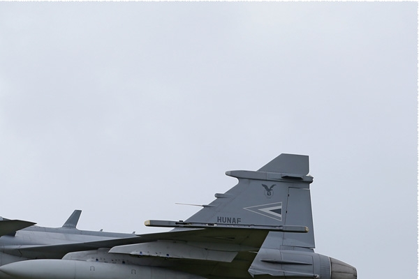 Photo#7696-2-Saab JAS39D Gripen