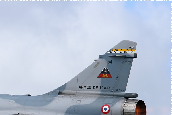 Photo#7700-2-Dassault Mirage 2000-5F