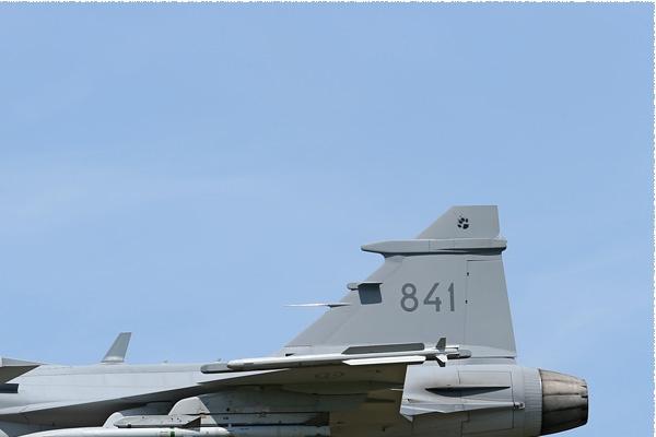 Photo#7874-2-Saab JAS39D Gripen
