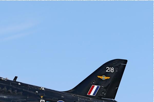 Photo#7879-2-Hawker Siddeley Hawk T1A