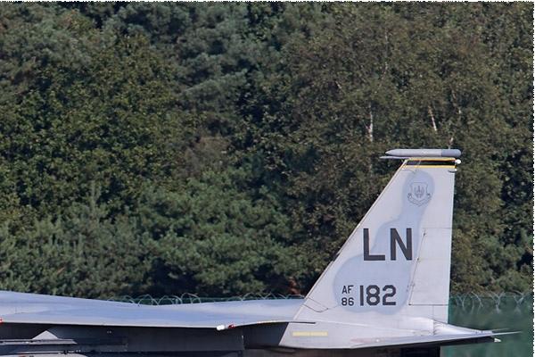Photo#7943-2-McDonnell Douglas F-15D Eagle