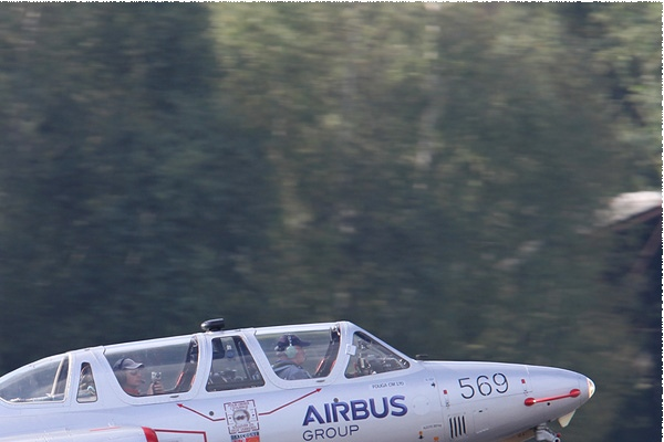 Photo#7959-2-Fouga CM-170R Magister