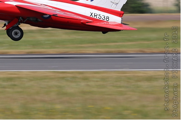 Photo#7174-4-Hawker Siddeley Gnat T1