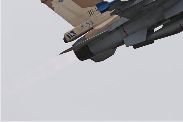 Photo#7597-3-General Dynamics F-16C Barak