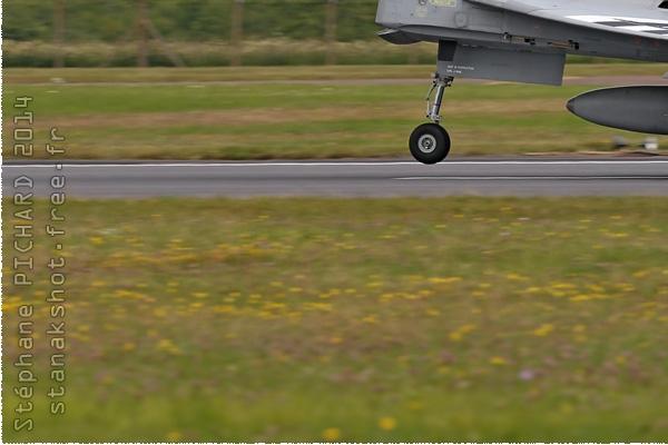 Diapo7928 Eurofighter Typhoon FGR4 ZK308/TP-V, Fairford (GBR) RIAT 2014