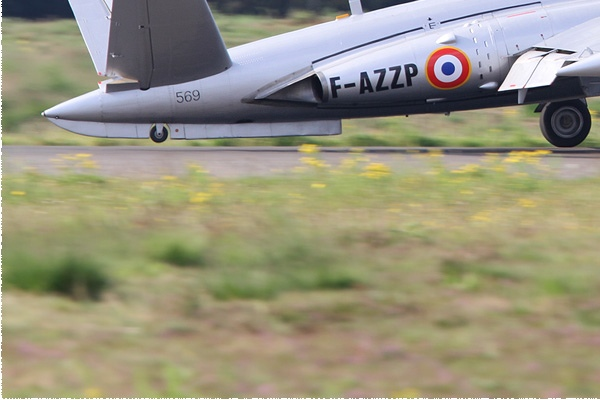Photo#7959-3-Fouga CM-170R Magister