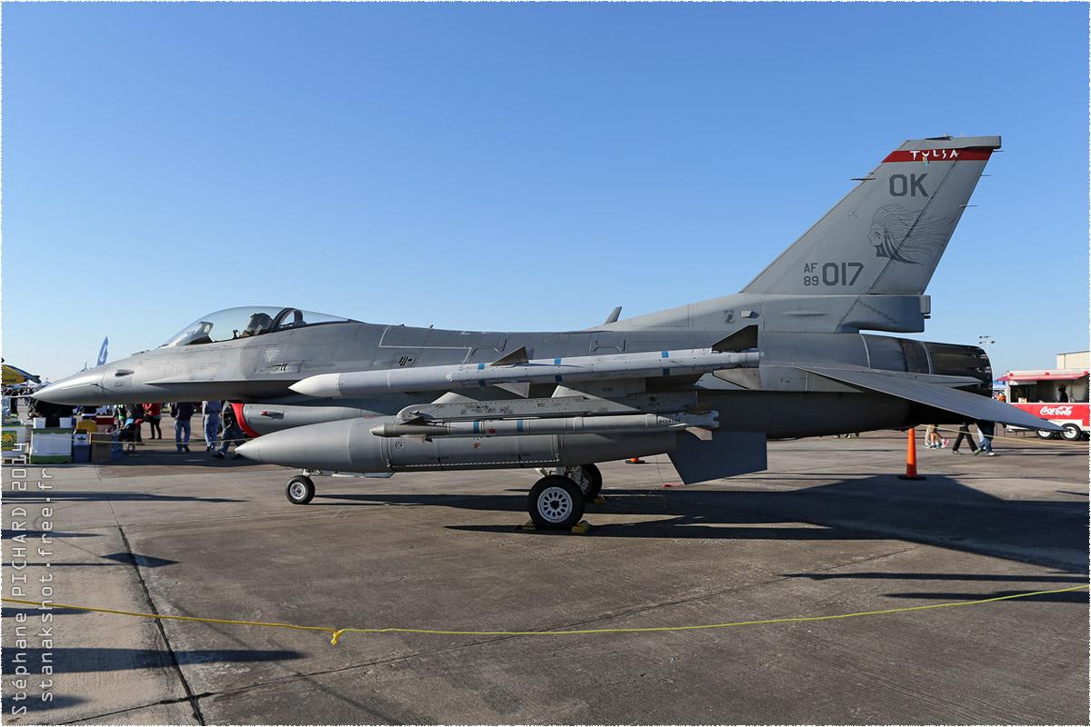 tof#8105_F-16_de l'US Air Force