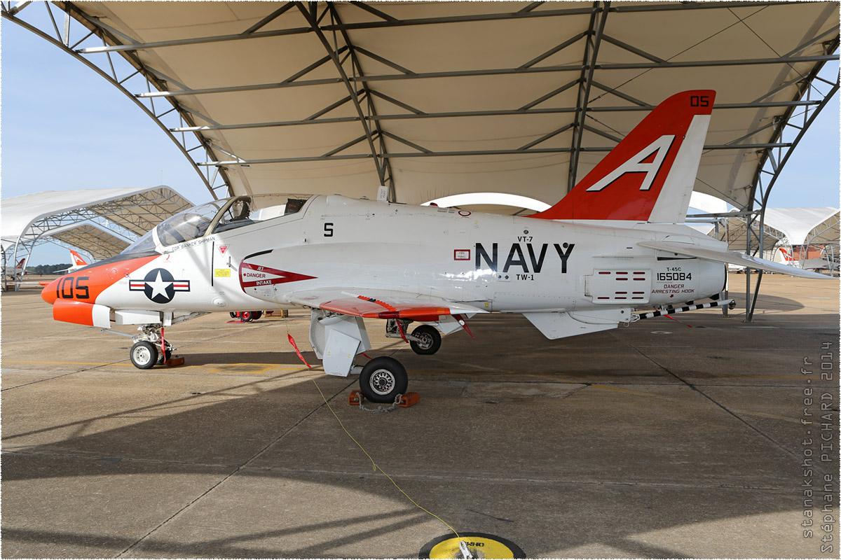 tof#8145 Hawk de la Marine américaine au statique à Meridian (MS, USA) en 2014