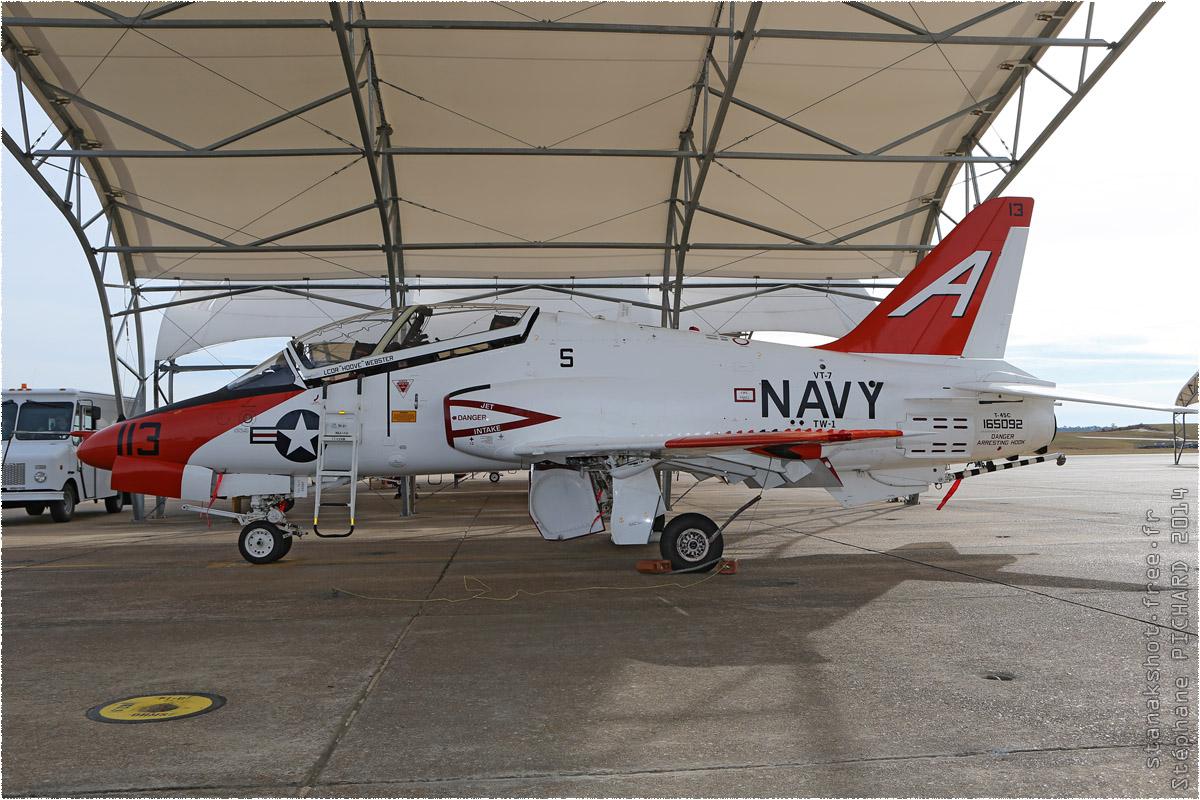 tof#8148 Hawk de la Marine américaine au statique à Meridian (MS, USA) en 2014