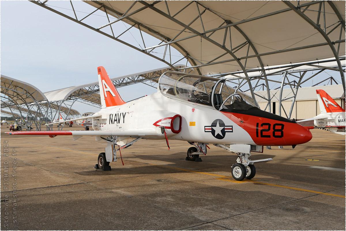 tof#8154 Hawk de la Marine américaine au statique verrière ouverte à Meridian (MS, USA) en 2014