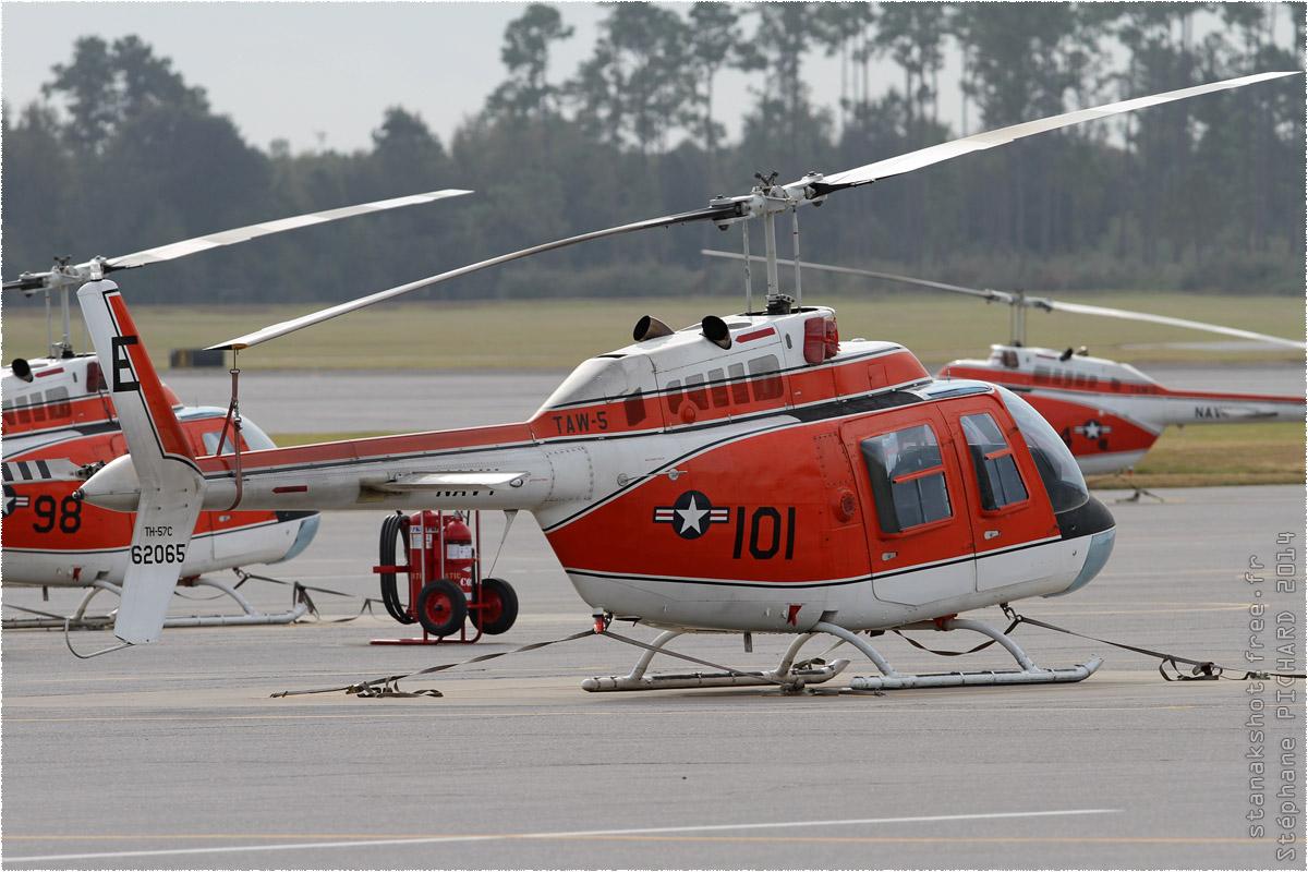 tof#8262 Bell 206 de la Marine américaine au statique à Whiting Field (FL, USA) en 2014