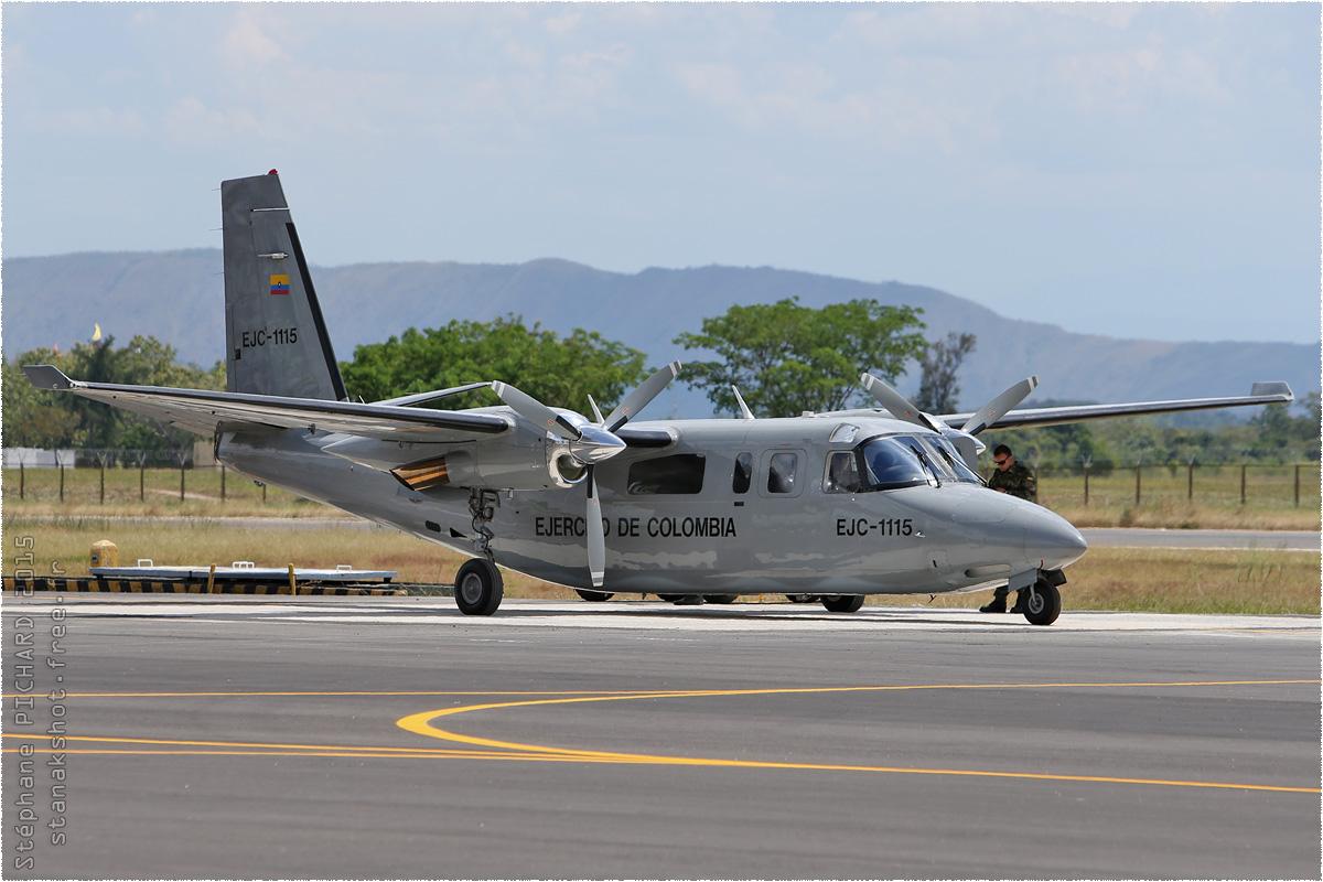 tof#8614_Aero Commander_de l'Armée de terre colombienne