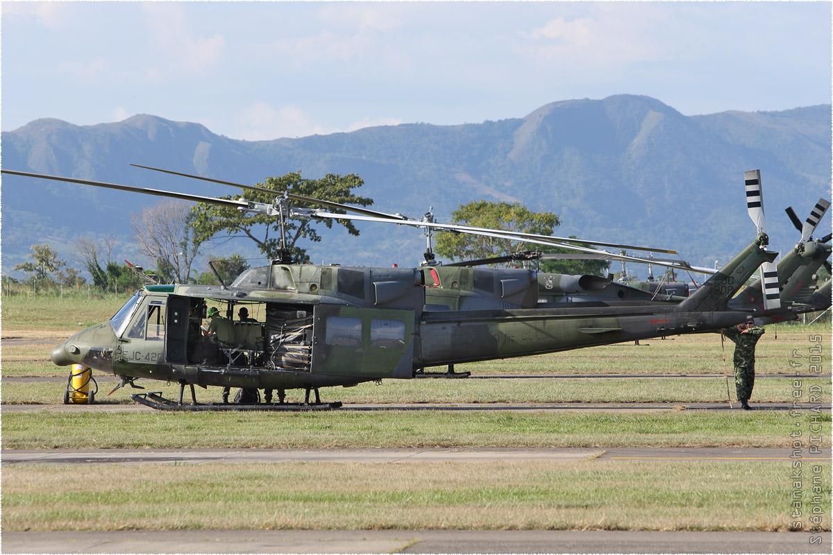 tof#8615_Bell 212_de l'Armée de terre colombienne