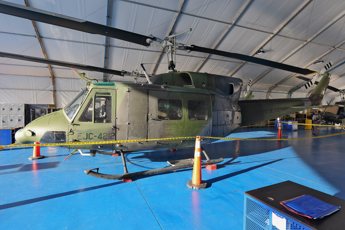 tof#8618_Bell 212_de l'Armée de terre colombienne