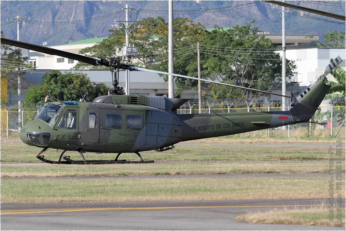 tof#8622_Bell 205_de l'Armée de terre colombienne