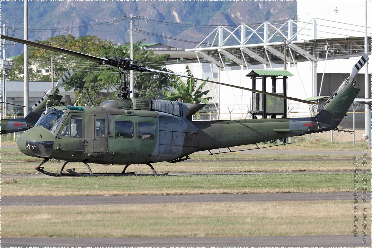 tof#8623_Bell 205_de l'Armée de terre colombienne