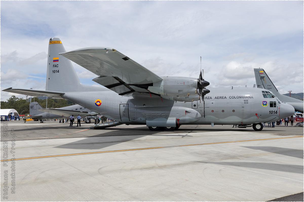 tof#8664_C-130_de la Force aérienne colombienne