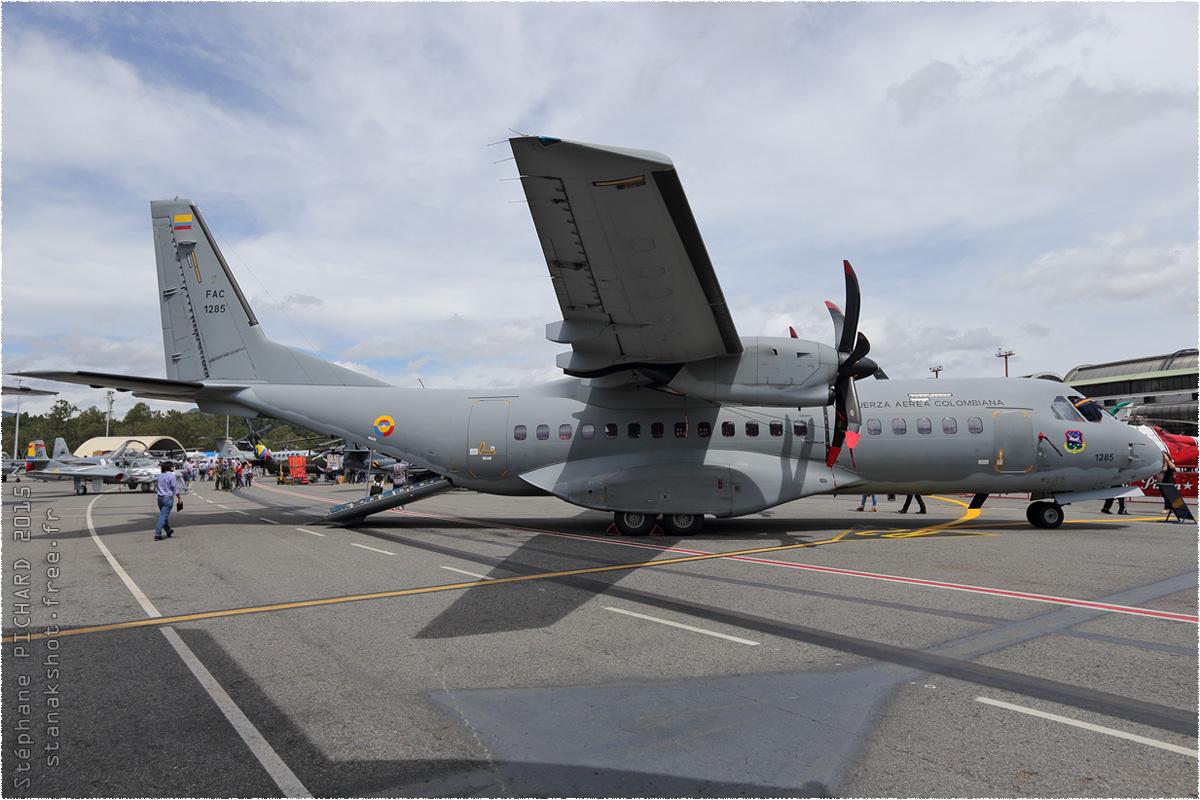 tof#8669_C-295_de la Force aérienne colombienne