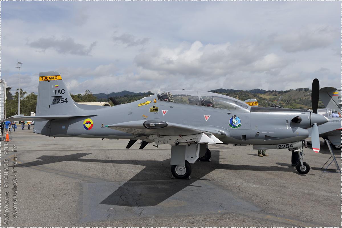 tof#8689_Tucano_de la Force aérienne colombienne