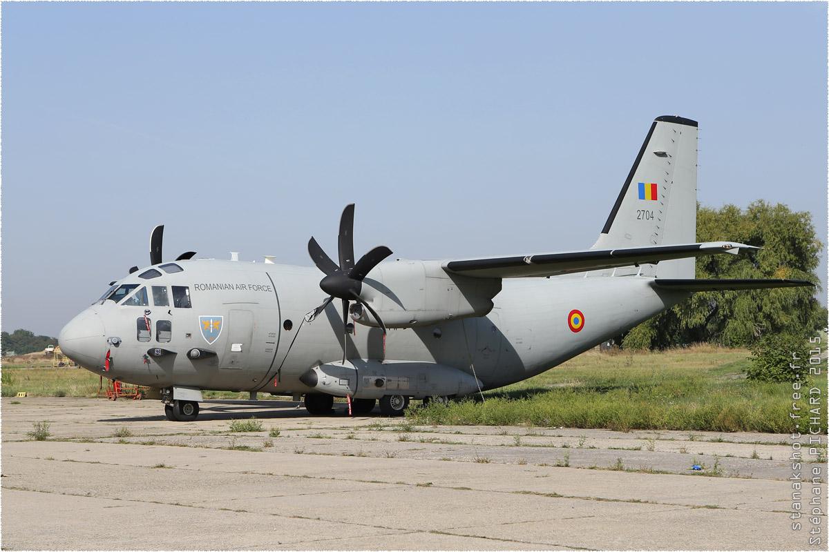 tof#8874 Spartan de la Force aérienne roumaine au statique à București-Otopeni (Roumanie) en 2015
