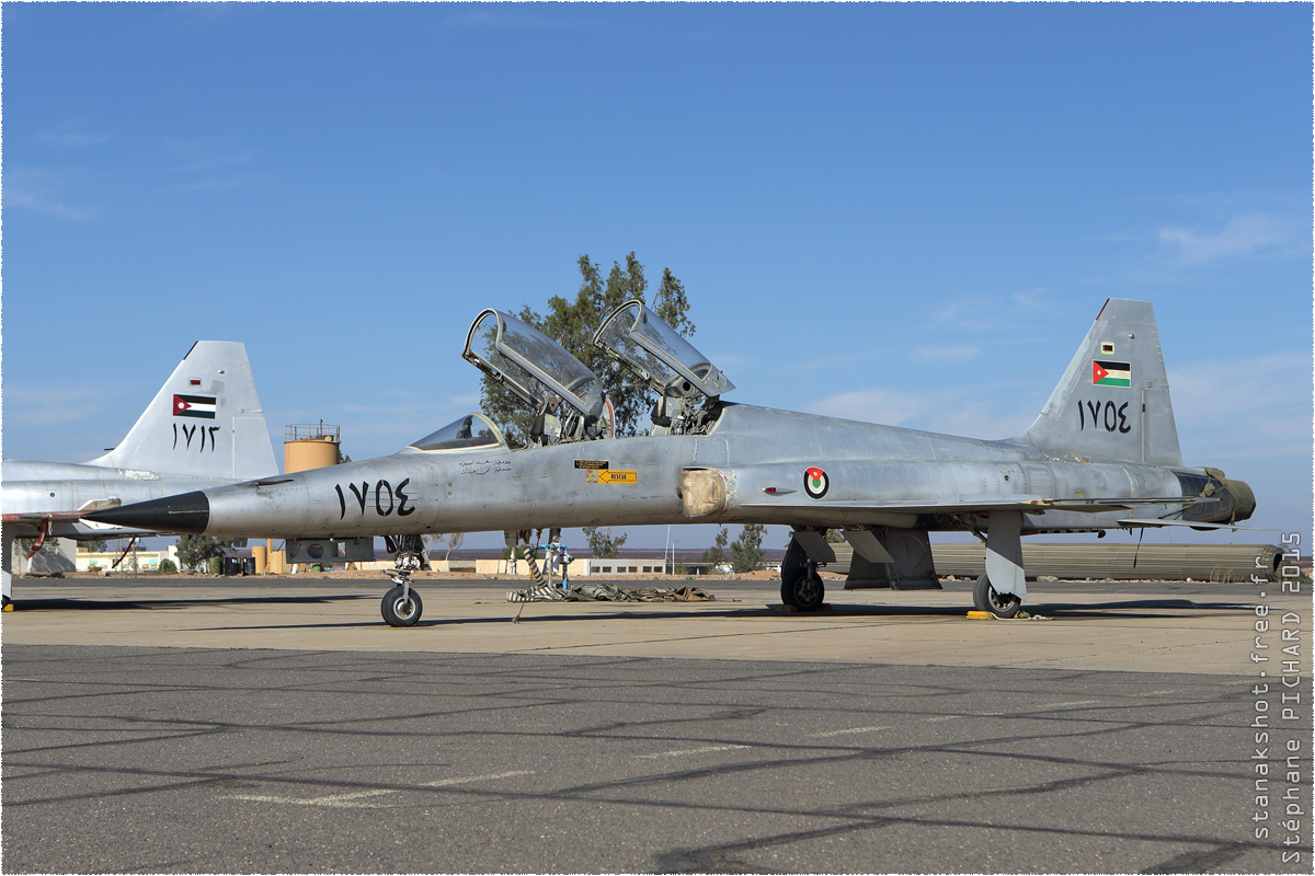 tof#8953_F-5_de la Force aérienne royale jordanienne