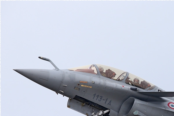 Photo#8013-1-Dassault Rafale B