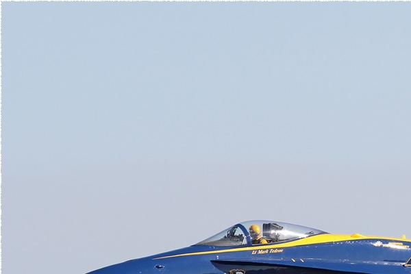 Photo#8036-1-McDonnell Douglas F/A-18C Hornet