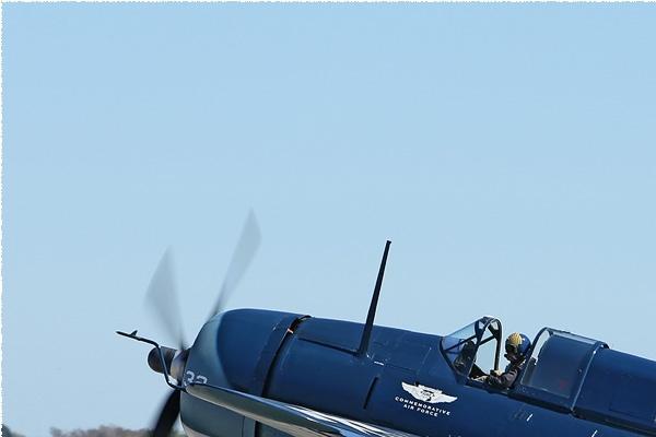 Photo#8050-1-Curtiss SB2C-5 Helldiver