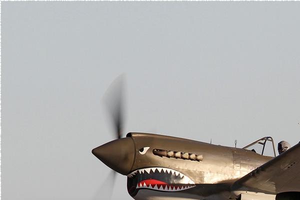 Photo#8057-1-Curtiss P-40E Warhawk