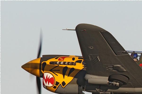Photo#8061-1-Curtiss P-40K Warhawk