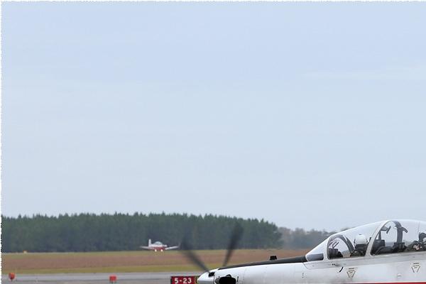 Photo#8256-1-Raytheon T-6B Texan II