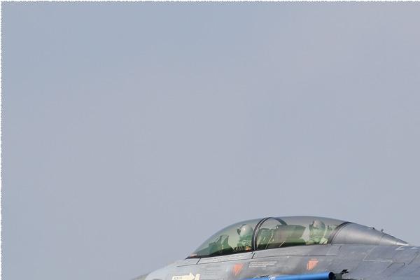 Photo#8520-1-General Dynamics F-16BM Fighting Falcon