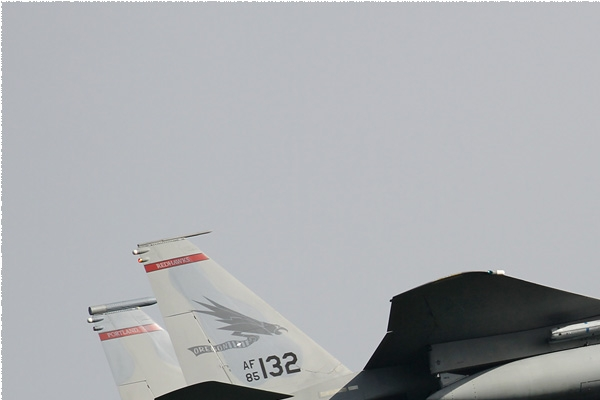 Photo#8538-1-McDonnell Douglas F-15D Eagle